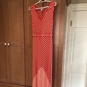 Maternity Maxi Dress Jessica Simpson